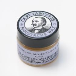 Captain Fawcett Lavender Moustache Wax - Воск для усов 15 мл