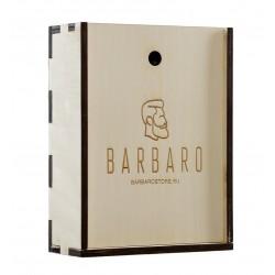 Barbaro Set The Best №2 - Подарочный набор для ухода за бородой и усами