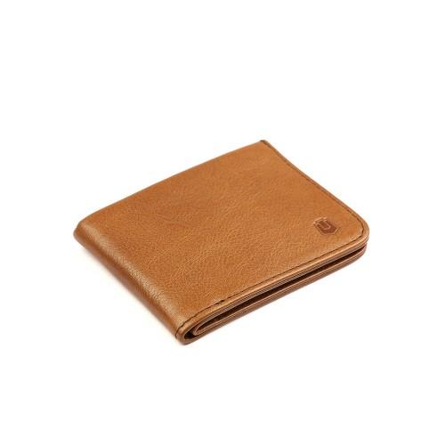 Бумажник Alen compact tan