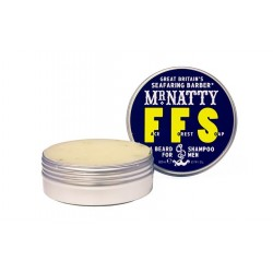 Mr.Natty Face Forest Soap - шампунь-мыло для бороды 80 гр
