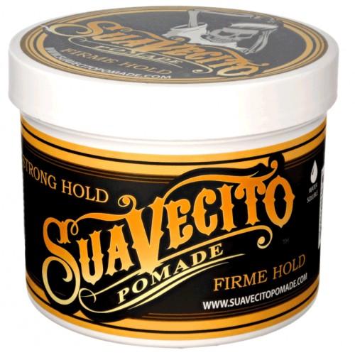 Suavecito Firme (Strong) Hold Pomade - Помада для укладки волос сильной фиксации 907 гр