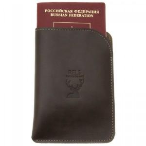 Чехол для паспорта RELS Gamma Wild 72 1120