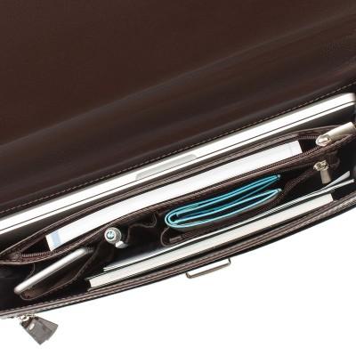 Кожаный портфель мужской Harmer Brown