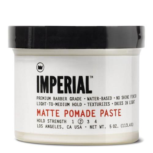 Imperial Barber Matte Pomade Paste - Паста для укладки волос 118 мл