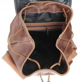 Кожаный рюкзак мужской RELS Style 84 0525