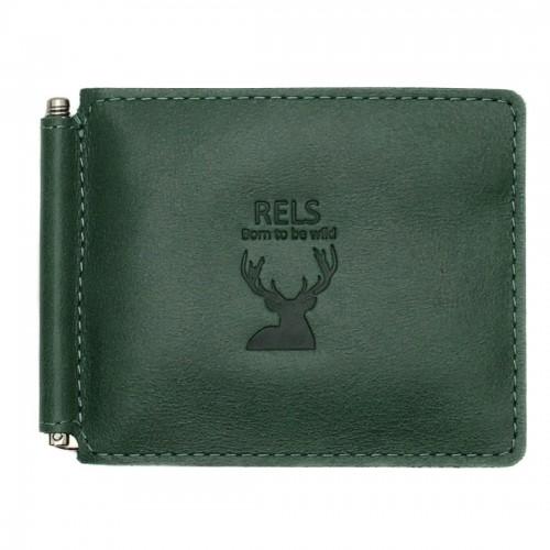 Зажим для денег RELS Bravo Wild 74 1499