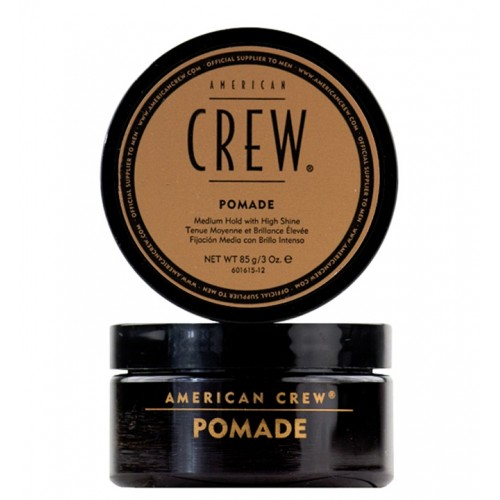 American Crew Pomade - Помада для укладки волос средней фиксации 85 гр