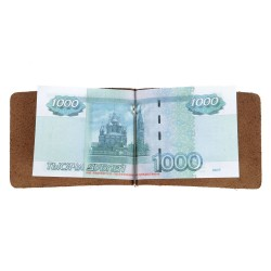 Зажим для денег RELS Окли 74 0088