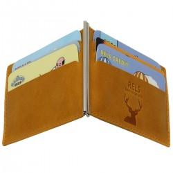 Зажим для денег RELS Darcy Wild 74 1507