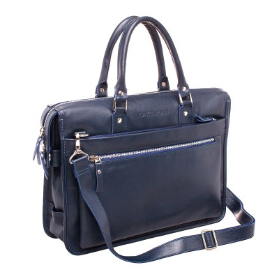 Деловая сумка Halston Dark Blue