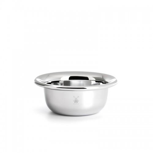 Muehle - Чаша для бритья, сталь, хром