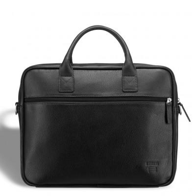 Деловая сумка BRIALDI Rochester (Рочестер) relief black