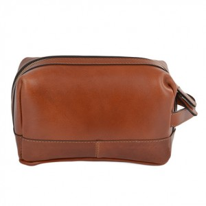 Несессер Ashwood Leather Rudy Cognac