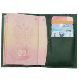 Обложка на паспорт RELS Mall Wild 72 1525