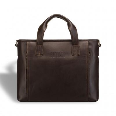 Деловая сумка BRIALDI Mestre (Местре) brown