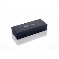 Bolin Webb X1 - Бритва серебристая, черный акцент, Gillette Fusion