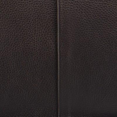 Надежная мужская сумка для документов BRIALDI Bard (Бард) relief brown