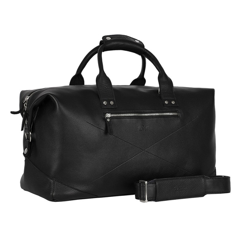 Дорожная сумка Rotterdam Black Grain