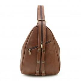 Кожаный рюкзак мужской RELS Sunshine 84 0345