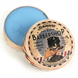 Schmiere Special Edition Barbershop Rock Hard - Помада для укладки волос сильной фиксации 140 мл