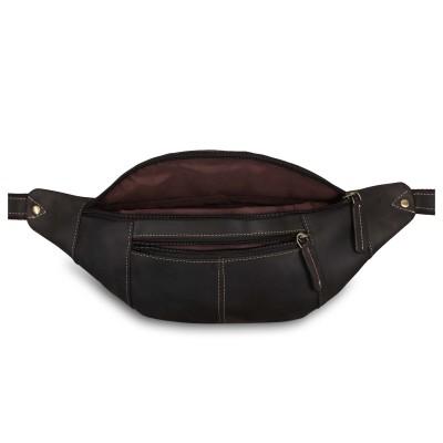 Поясная сумка Visconti Bumbag Large 721 Oil Brown