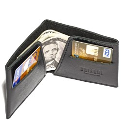 Бумажник BRIALDI Bisceglie (Бишелье) black