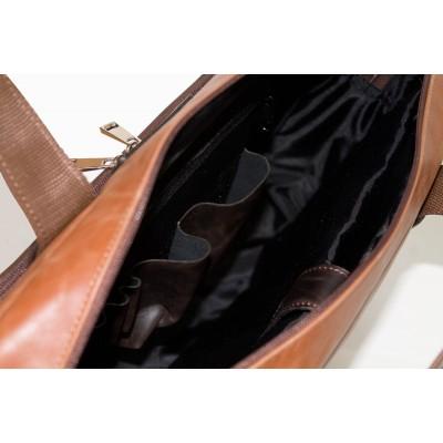 Мужская сумка Rivoli black (арт. 1004-01)