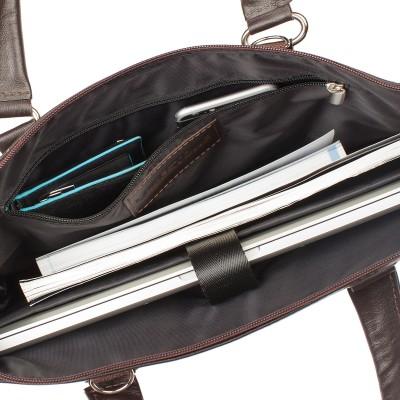 Деловая сумка-папка Lakestone Randall Brown