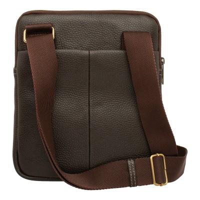 Мужская сумка через плечо Mowcroft Brown