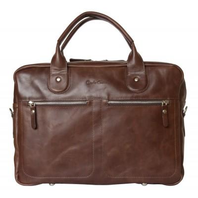 Мужская сумка Fratello brown (арт. 1014-02)