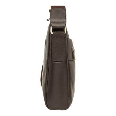 Мужская сумка через плечо Boswell Brown