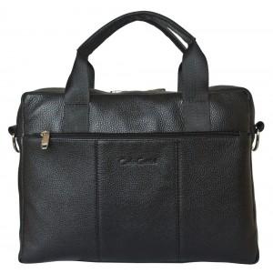 Мужская сумка Vezzani black (арт. 1018-01)