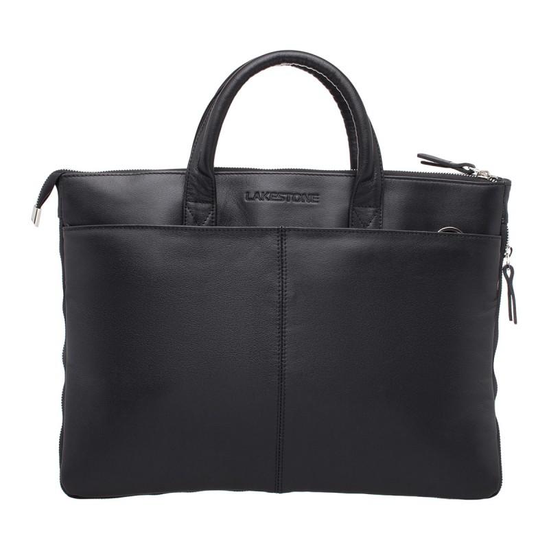 Деловая сумка Lakestone Bolton Black