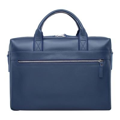 Мужская сумка из натуральной кожи Dorset Dark Blue
