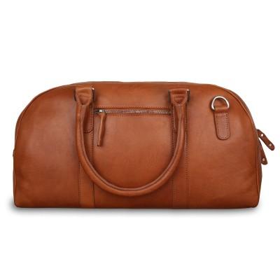 Дорожная сумка Ashwood Leather Hamilton Tan