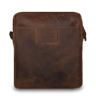 Мужская сумка через плечо Ashwood Leather  Patty Tan