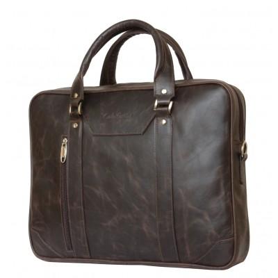 Мужская сумка Teotti brown (арт. 1009-02)