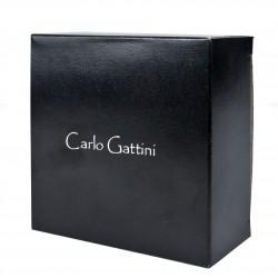 Кожаный мужской ремень Carlo Gattini Sellano black (арт. 9008-01)