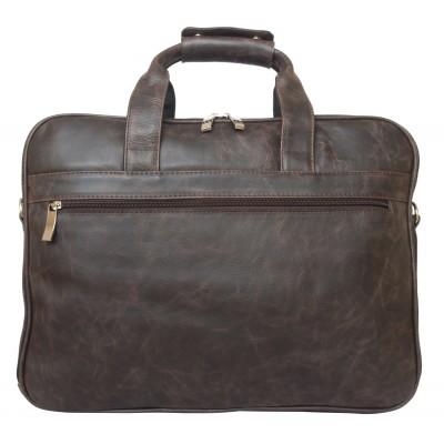 Мужская сумка Lamberto brown (арт. 1008-02)