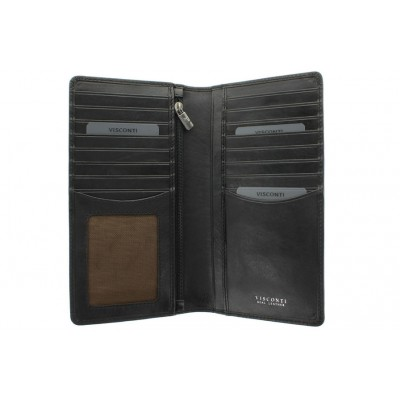 Бумажник  Visconti TSC45 Black