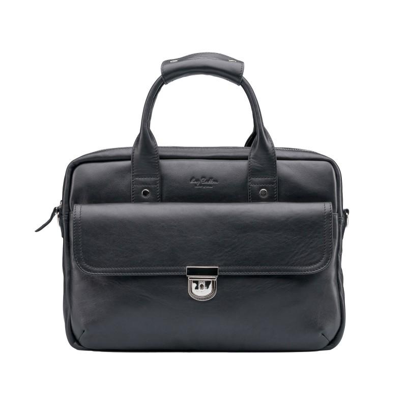 Деловая сумка Boston Black