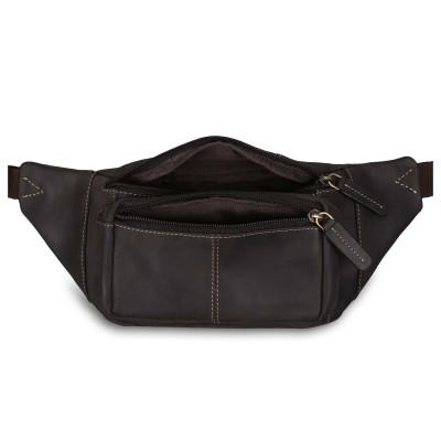 Поясная сумка Visconti Bumbag 720 Oil Brown