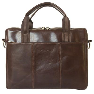 Мужская сумка Vezzani brown (арт. 1018-02)