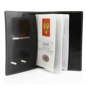 Обложка на паспорт RELS Омега 72 0120