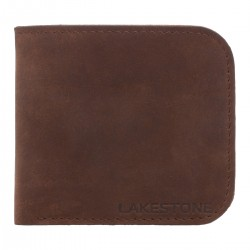 Портмоне Lakestone Upper Brown