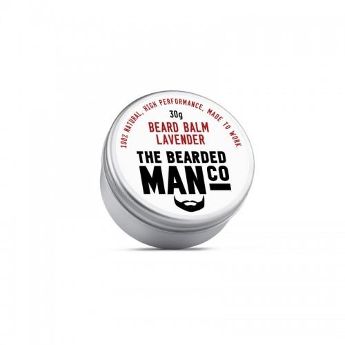 The Bearded Man Company Beard Balm Lavender - Бальзам для бороды (Лаванда), 30 гр