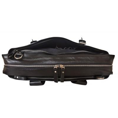 Мужская сумка Damonte black (арт. 1020-01)