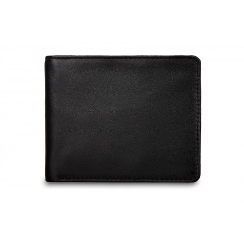 Бумажник Visconti Bond BD10 M Black/Red/Orange