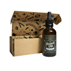 Moyaboroda Beard Oil - Масло для бороды Бодрость и отвага 50 мл