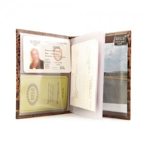 Бумажник водителя RELS Олимп 70 0598